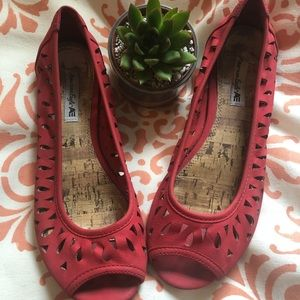 Woman's Flats Size 7.5